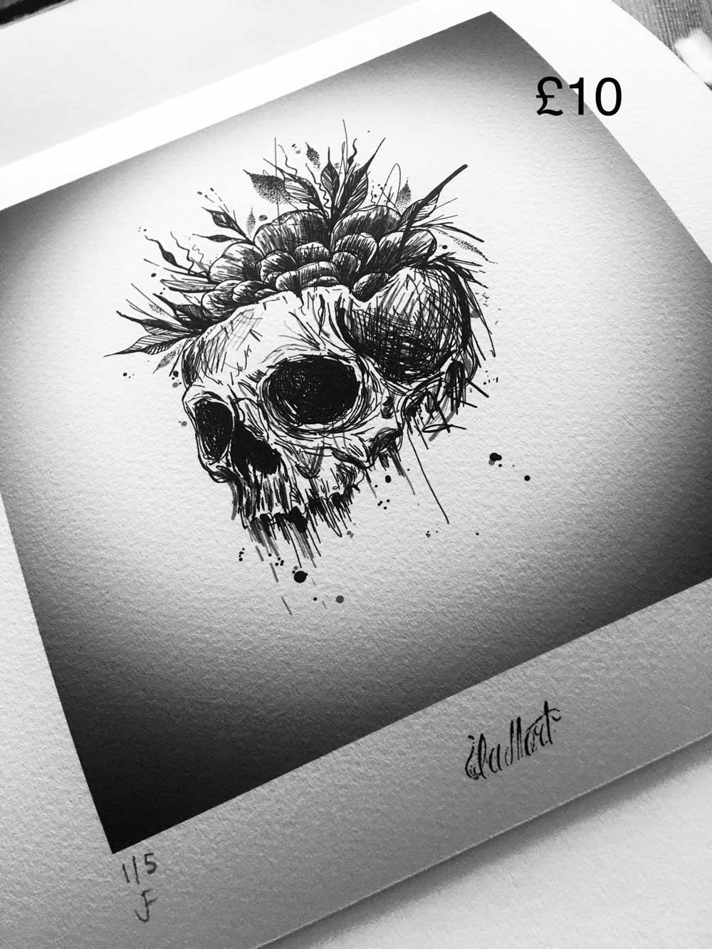 La Mort Skull
